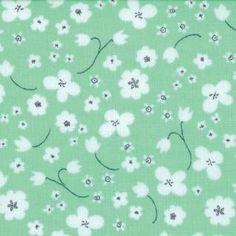 Moda Fabrics - Posy Ditsy Lily of the Valley