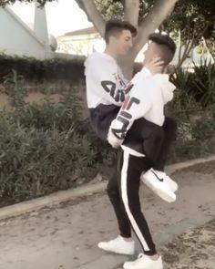 I still cry when I see this 😭😭😭 cristian gamez and antonio garcias OS I LOVE ✨✨ @ @ Cristy Gtz Lgbt Couples, Cute Gay Couples, Cute Couples Goals, Galactik Football, Gay Cuddles, Couple Goals Cuddling, Lgbt Memes, Lgbt Love, Cute Teenage Boys