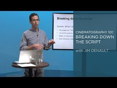Cinematography 101: Breaking Down the Script with Jim Denault - YouTube