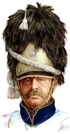 Napoleon.org.pl - Piechota XW na podstawie ikonografii źródłowej