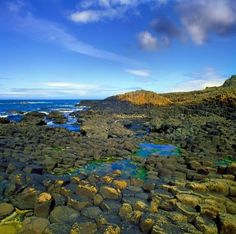 Antrim, Ireland- I would really like to travel here.