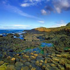 Antrim Ireland #travel #vacation #mustsee #ocean