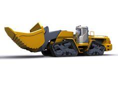 jon pope designs | Jon Pope has designed heavy equipment for over 14 years. He has worked ...