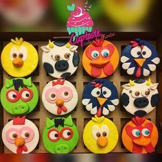 Farm Animal Birthday, Baby Boy Birthday, 1st Boy Birthday, Farm Themed Party, Farm Party, Farm Cake, Ideas Para Fiestas, Barbie, Animals For Kids