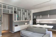 Mariella's Apartment by Luca Peralta Studio | HomeDSGN.