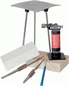 Butane micro torch kit