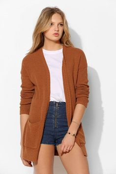 BDG London Cardigan #urbanoutfitters