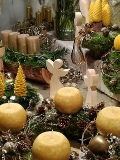 Advent wreaths, making and using them in Austria. A short history. All on my art and culture blog- sarah Loecker Art Advent Wreaths, Living In Europe, Art Blog, Austria, Art Projects, My Arts, Palette, Culture, Table Decorations