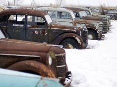 Touring Russia's Unauthorized Soviet Car Museum