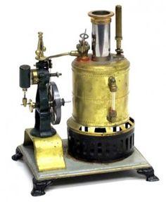 Weeden Steam Engine Model #17-1