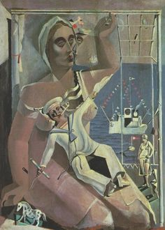 Venus and Sailor - Dali Salvador Salvador Dali Gemälde, Salvador Dali Paintings, Figueras, Surrealism Painting, Harlem Renaissance, Spanish Artists, Art Moderne, Cubism, Surreal Art