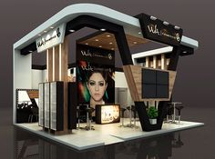 Stand vult on behance exhibition booth design, exhibition display, exhibiti Kiosk Design, Display Design, Retail Design, Store Design, Exhibition Stall Design, Exhibition Display, Exhibition Space, Exhibit Design, Expo Stand