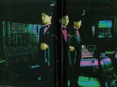 Yellow Magic Orchestra × SUKITA
