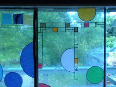 Frank Lloyd Wright Bubble Window Project