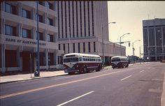 Newport  News  Mack  buses