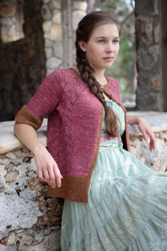 Knitting designer series from Jennette from DovieJay knits