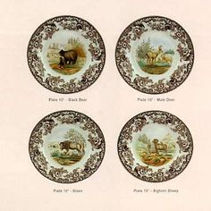 Have loved Spode Woodland dinnerware for years and would love to have a set! | For the Home | Pinterest | Dinnerware China and Tablewares  sc 1 st  Pinterest & Have loved Spode Woodland dinnerware for years and would love to ...