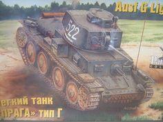 Tanque 1941 modelo 1:35