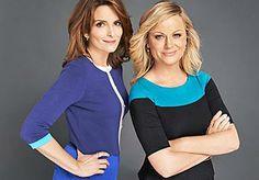 Tina Fey & Amy Poehler....love these two !!!!