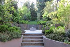 Un jardin à Suresnes by Christian Fournet, Paysagiste