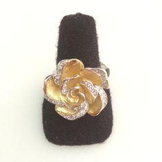 http://littlemich.com/wp-content/uploads/2015/03/IMG_3714-1024x1024.jpg Anillo Fashion Rosa Dorada #Joyería #Bisutería - http://littlemich.com/tienda/anillos/anillo-fashion-rosa-dorada/