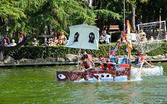 I momenti salienti della Re Boat Race...