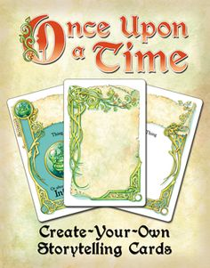 Once Upon A Time - storytelling card game