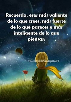 Little Prince Quotes, The Little Prince, Spanish Phrases, Spanish Quotes, The Petit Prince, Cartoon Quotes, Mr Wonderful, Good Morning Love, Writing Art