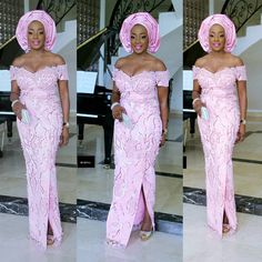 Fashion Forward, Trendy, and Eye-Popping 100+ Aso-Ebi Styles - Wedding Digest Naija