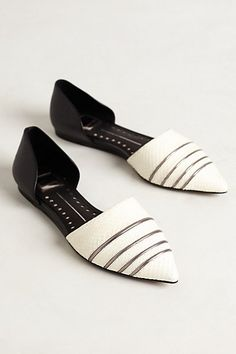 beautiful d'orsay flats #anthrofave http://rstyle.me/n/smiehr9te