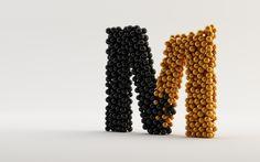 3D Logotypes by Michael Rodriguez Pletz