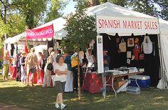 Santa Fe Art Market- A Great Reason to Travel to Santa Fe, NM.