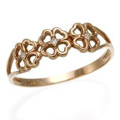 送料無料 - ピンクゴールドリング 【フラワー】 13号 Bangles, Bracelets, Gold, Jewelry, Fashion, Moda, Jewlery, Bijoux, La Mode