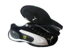 size 40 aac9d 25b02 Comprar Puma Trionfo Negro Blanco Online,balones puma,tenis puma para  correr,