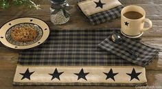 Sturbridge Star Kitchen Decorating Theme by Park Designs at The Country Porch