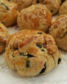 Zeytinli Cevizli Tuzlu Kurabiye TARİF: Okullar açılıyor, kurabiye tarifleriniz arasına katabileceğiniz Zeytinli Cevizli Tuzlu Kurabiye İçindekiler: 125 gr.