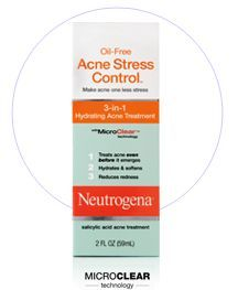 Neutrogena Oil-Free Acne Stress Control 3-in-1 Hydrating Acne Treatment was rated 4.0 out of 5 by makeupalley.com's members.  Read 483 consumer reviews.