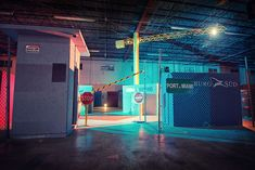 Arena | Miami Airsoft Indoor