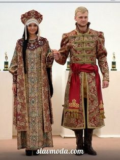 haute couture fashion Archives - Best Fashion Tips Medieval Clothing, Historical Clothing, Traditional Fashion, Traditional Dresses, Folk Costume, Costumes, Ethno Style, Russian Culture, Russian Folk