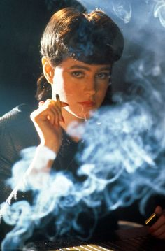 Rachael in Blade Runner