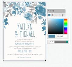 photo editor for invitation