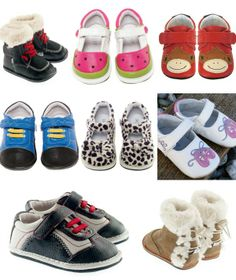 Jack & Lily provides high quality shoes for babies and toddlers in TONS of different styles.  Read Crissa's review for more information PLUS enter to win a pair for your child.