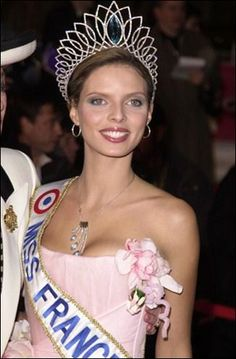 Sylvie Tellier Miss France 2002 Sylvie Tellier Miss France, Beautiful Inside And Out, Most Beautiful Women, Sonia Rolland, Hawaiian Tropic, Star Wars, Miss World, Girl Photos, Beauty Women