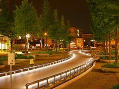 Boardwalk park, Hamamatsu, Shizuoka, Japan Hamamatsu, Shizuoka, Bucket, Park, City, Travel, Viajes, Places, Parks