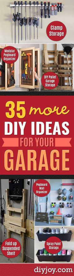 DIY Projects Your Ga