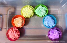 Frogs and Snails and Puppy Dog Tail (FSPDT): Rainbow Clean Mud