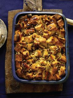 Bourbon Bread Pudding from FoodNetwork.com the Neelys
