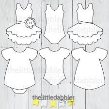 38778d6c7605b783224282d0c8be79fa baby onesie baby shower invitations baby clothes templates for girls children's clothing buying,Childrens Clothes Templates
