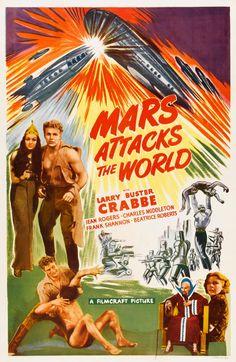 Mars Attacks The World.....1938