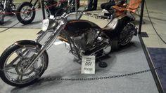 2006 #ChipFoose Custom Motocycle Jax Wax Customer Rick Perkins, Richmond, VA Virginia Hot Rod and Custom Car Show Hamptom VA 2014 #VirginiaCarShow jaxwax.com